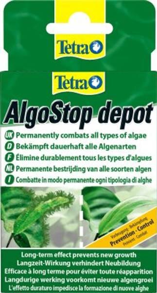 Bilde av Tetra AlgoStop Depot - 12 tabl