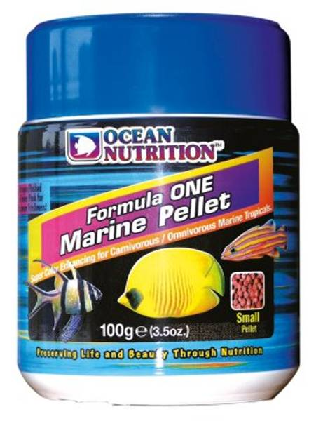 Bilde av Formula one pellets 100g small